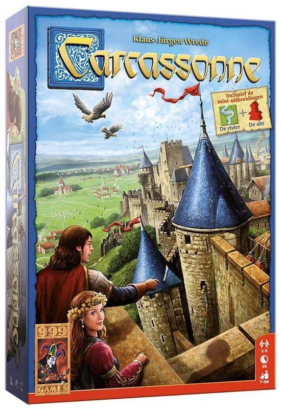 carcassonne basisspel twee personen review ervaring