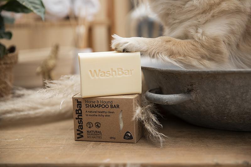washbar Benelux horse hound shampoo bar natural natuurlijk vlooien teken vlo middel zeep