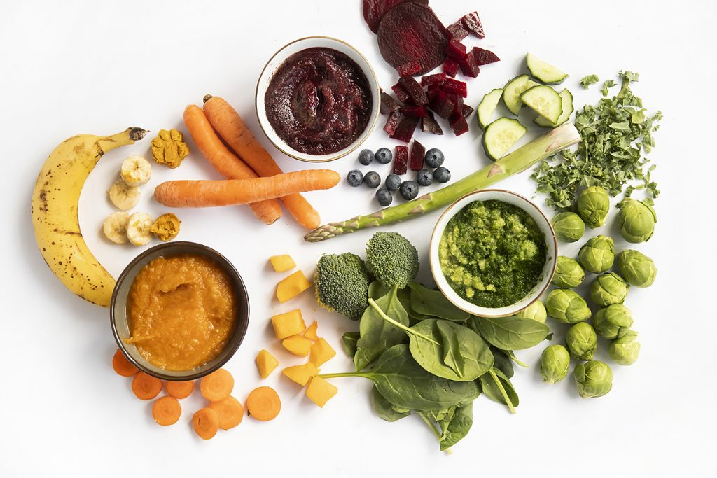 groentemix groente geven aan je hond groente recept zelf maken tips giftig goed ekowolf