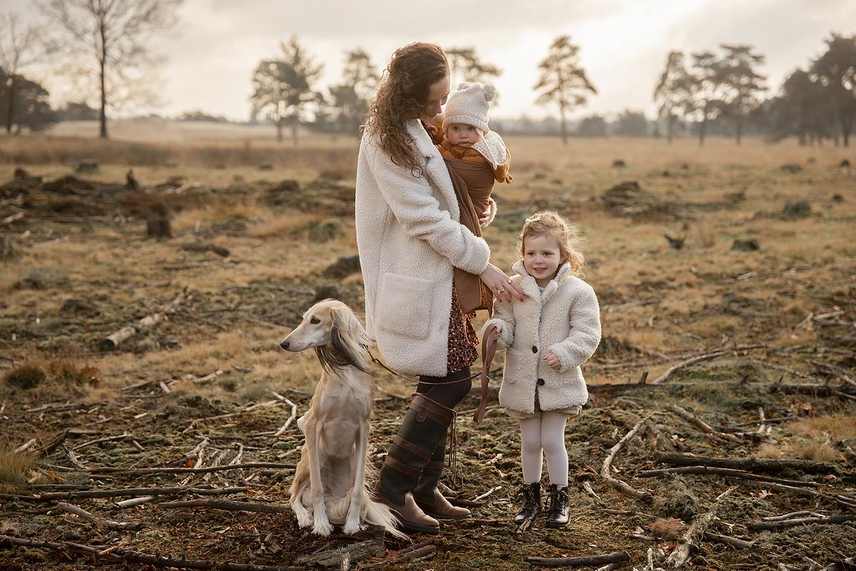 honden hond baby kinderen samen combineren hoe