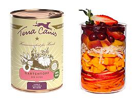 terra canis review ervaring ekowolf groente hond groenten hondenvoer vlees wortel rode appel vitamine c bessen giftig goed fruit