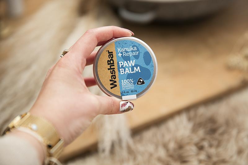 washbar benelux paw balm kanuka repair natuurlijk natural ervaring review potenbalsem pawbalm hondenblog